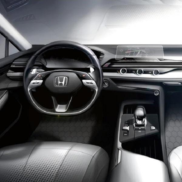 Honda Civic Baru Punya Desain Interior Minimalis