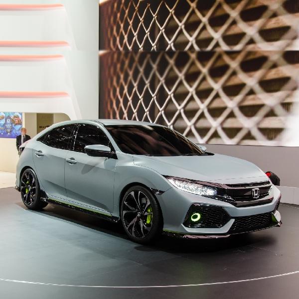Honda Civic Hatchback Mulai Dijual 2017 - Berapa Harganya?