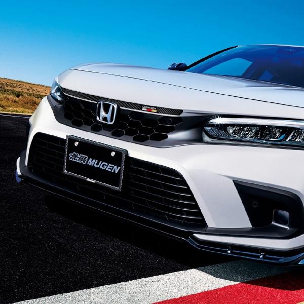 Mugen Rilis Aksesoris New Honda Civic Hatchback