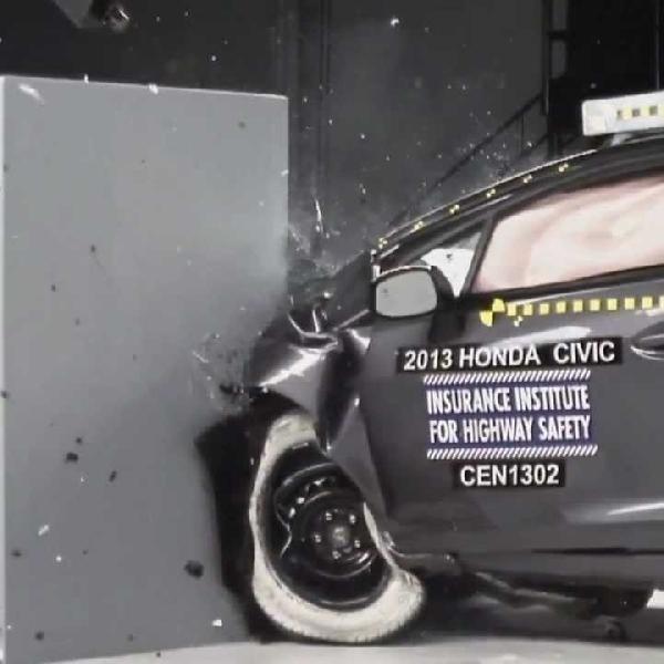 All New Honda Civic Turbo Raih Peringkat Keselamatan Terbaik