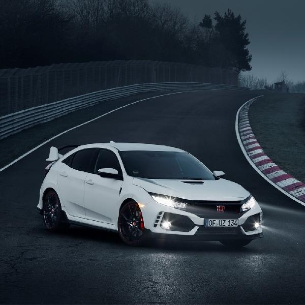 Honda Civic Type R Resmi Dijual