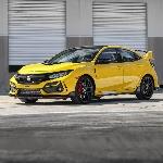 Honda Civic Type R 2021 Edisi Terbatas Dilelang Seharga Rp 655 juta