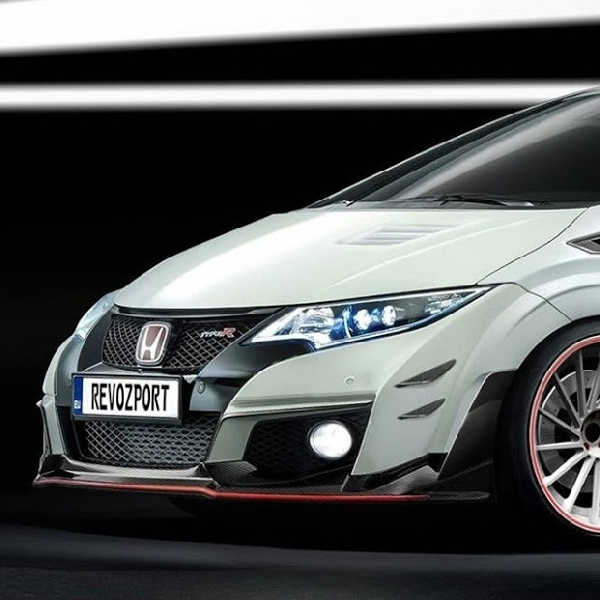 Paket Modifikasi New Honda Civic Type R dari RevoZport