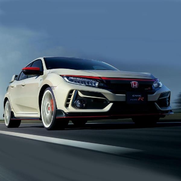 Honda Civic Type R Sematkan Aksesoris Sport Terbaru