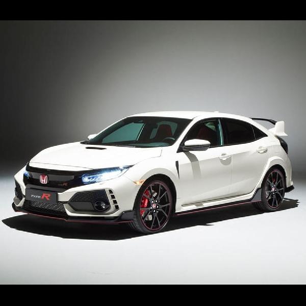 Honda Civic Type R Kalahkan Rekor Volkswagen GTI Clubsport