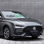 MG Bocorkan Sedan Terbarunya, Pesaing Kuat Honda Civic?