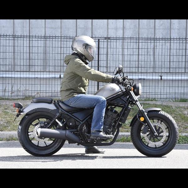 Honda CMX 250 Rebel Mulai Muncul di Jepang