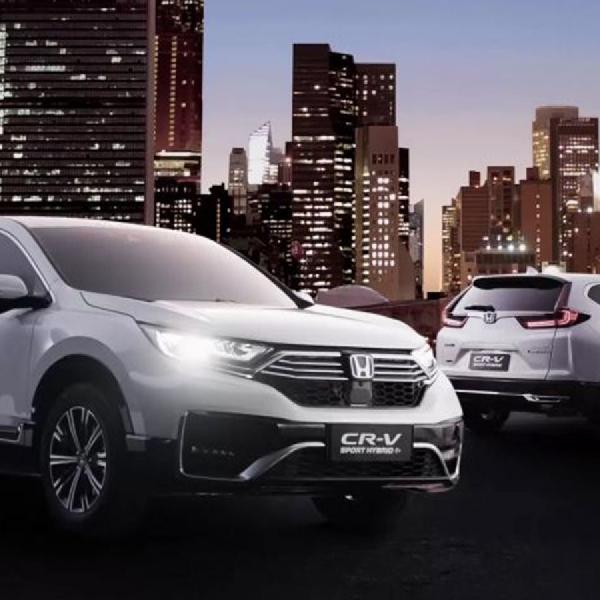 Honda Ungkap Model CR-V PHEV di Beijing Motor Show 2020