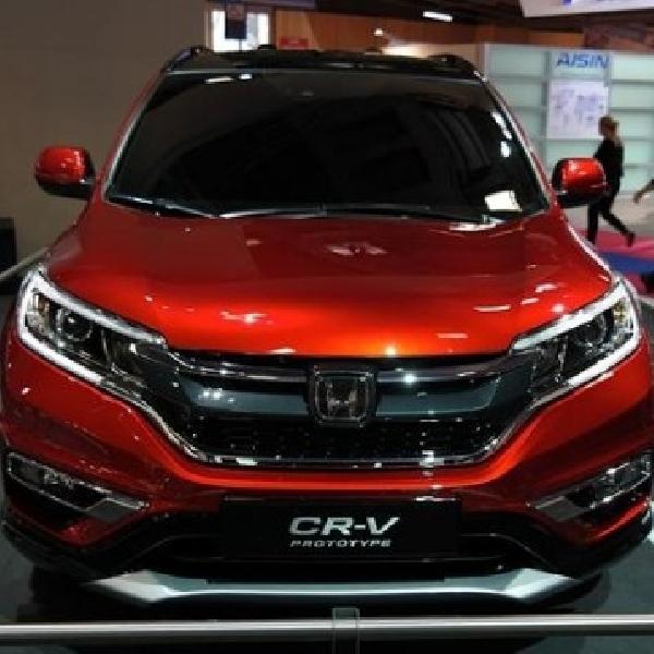 Honda CR-V 2017 akan Diproduksi di Karawang