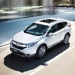 Honda CR-V Hybrid 2021 Tiba Di Inggris Dengan Pembaruan Lebih Halus