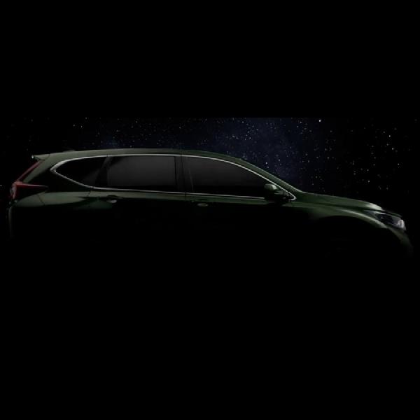 Honda CR-V Tujuh Penumpang Siap Dikenalkan di Thailand Maret 2017
