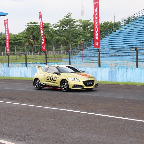 Honda CR-Z Kawal FIM ARRC 2016