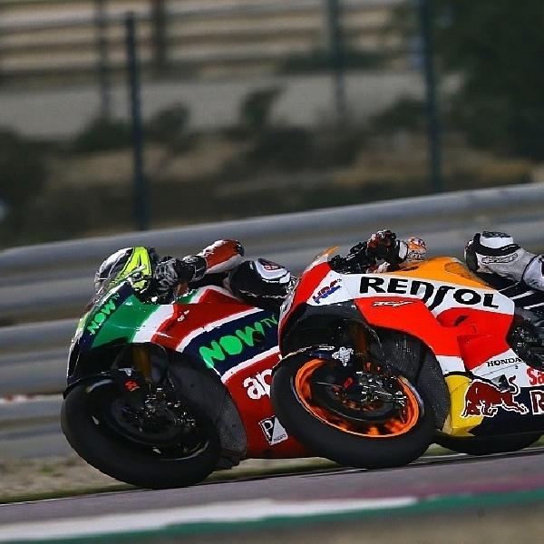 MotoGP: Honda dan Aprilia Tes Privat Bareng Ducati di Barcelona