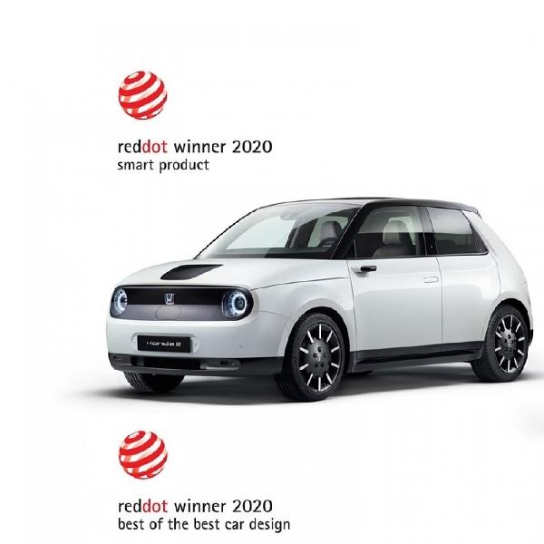 Ini Sebab Mobil Hijau Honda Raih Penghargaan Red Dot Award