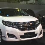 Honda Elysion 2015 Bakal Tantang Alphard dan Vellfire