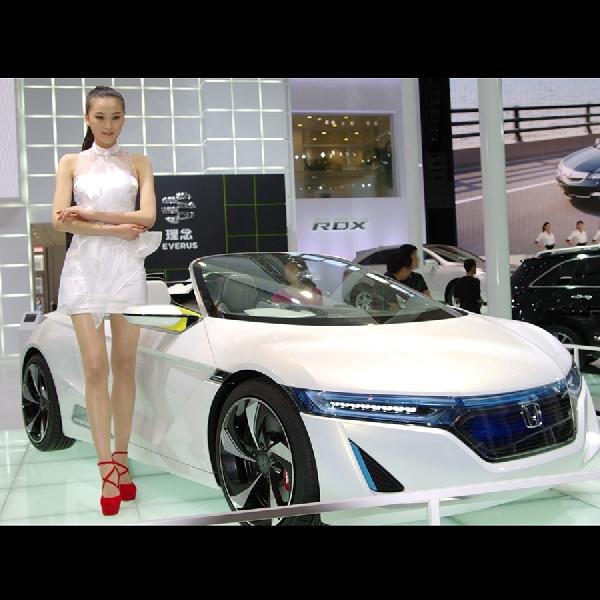 Mobil Listrik Garapan Honda dan Guangzhou Automobile Dijual Tahun ini
