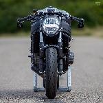 Tajam dan Minimalis, Ini Penampakan Kustom Rumahan Honda CBR900RR