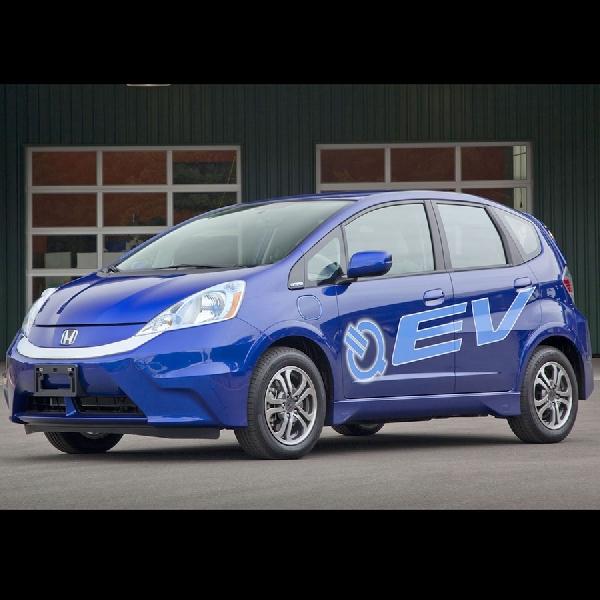Mobil Listrik Honda Sudah Siap pada 2020