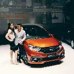 Honda Hadirkan Mobilio Facelift