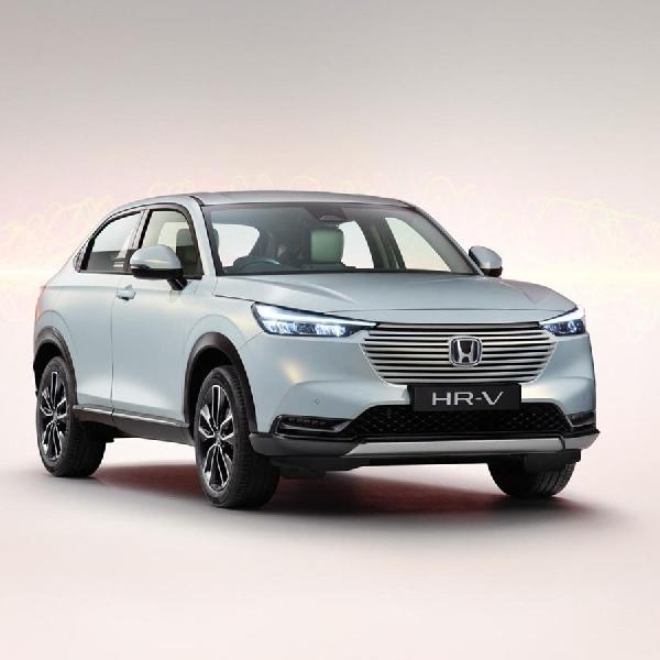 Honda HR-V 2022 Terungkap Dengan Teknologi Smart Hybrid