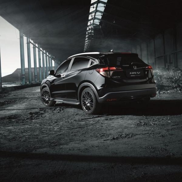 Honda HR-V Black Edition Sudah Mulai di Jual di Inggris