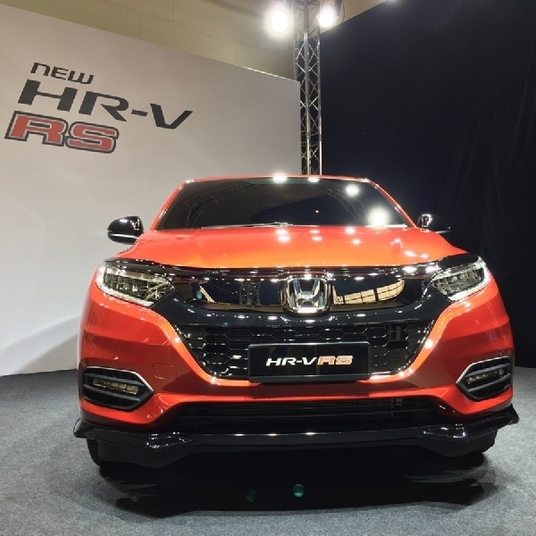 HR-V RS Tampil di KLIMS 2018