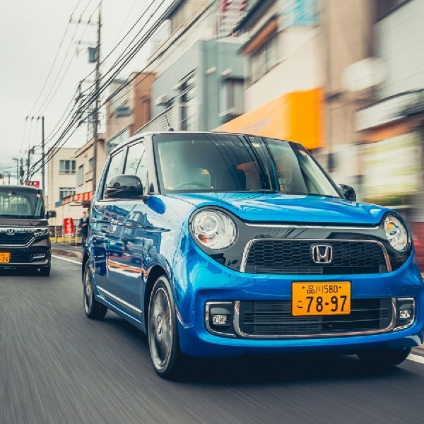 Apa Itu Kei Car?
