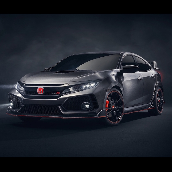 Honda Konfirmasi All New Civic Type R Pakai Transmisi CVT