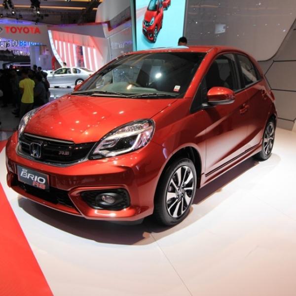 Honda Luncurkan 4 Produk Sekaligus di IIMS 2016
