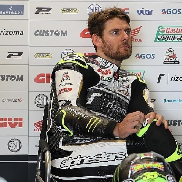 MotoGP: Honda Masih Pertahankan Crutchlow