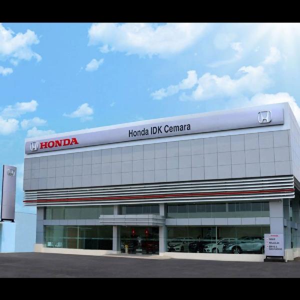 Lebarkan Sayap di Medan, Honda Buka Dealer  ke-5