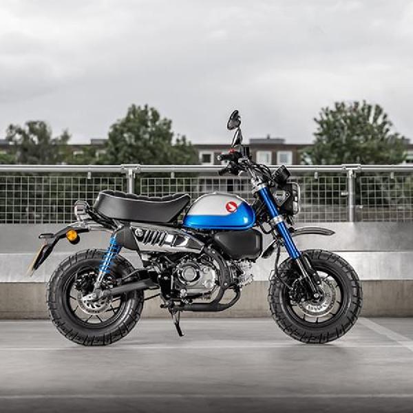 Honda Monkey Retro Mendapatkan Mesin Baru Dengan 5-Speed Gearbox