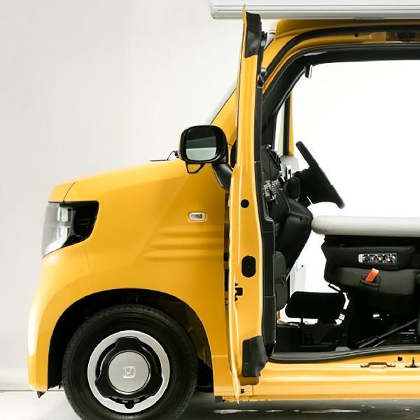 Mini Camper Honda N-Van Compo untuk Keluarga Kecil
