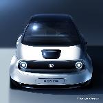 Prototype  EV Honda Terbaru Bakal Mejeng di Geneva Motor Show 2019
