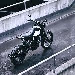Dominatorr: Street Scrambler Jelmaan Honda NX650 Dari Motoism