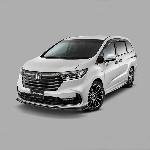 Honda Odyssey Berbalut Karbon, Buktikan Minivan Tidaklah Membosankan