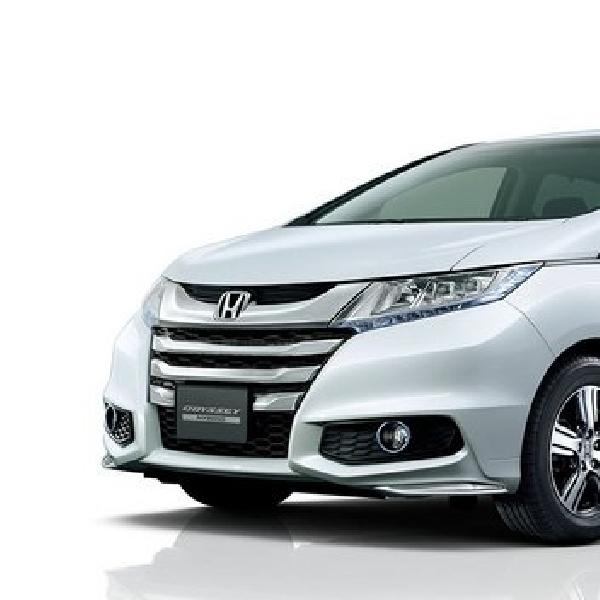 Honda Odyssey Hybrid Tawarkan Konsumsi Bahan Bakar Lebih Hemat