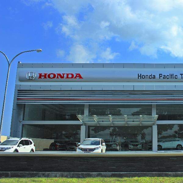 Honda Pacific Tulungagung Resmi Beroperasi
