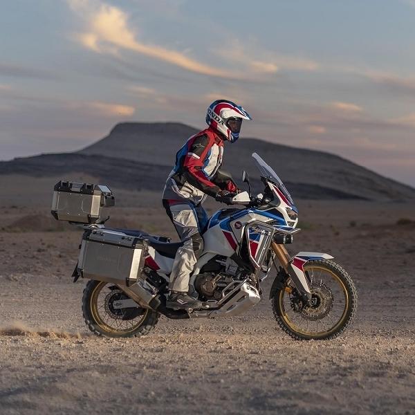 Ekspektasi Honda Hadirkan Android Auto untuk Afrika Twin Bikes