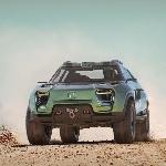 Honda Ridgeline EV Concept Rival Cybertruck yang Lebih Kecil