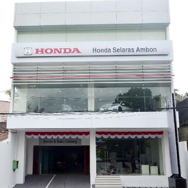 Honda Resmikan Dealer Pertama di Maluku