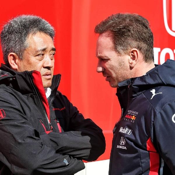 F1: Honda Soroti Masalah Kecepatan Ferrari di Grand Prix Amerika