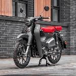Honda Super Cub C125 Mendapatkan Pembaruan di Tahun 2021