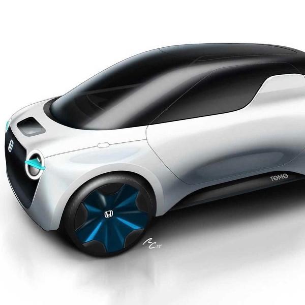 Honda Punya Konsep Mobil Listrik Baru