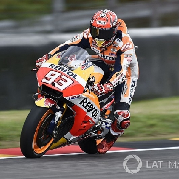 MotoGP: Tes Privat di Brno-Honda Uji Coba Sasis Baru
