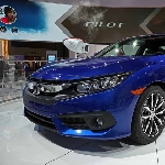 Honda Ungkap Harga Resmi Honda Civic Coupe 2016