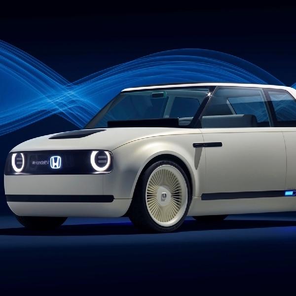 Konsep Urban EV Honda Siap Dijual, AS Tidak Termasuk Pasar