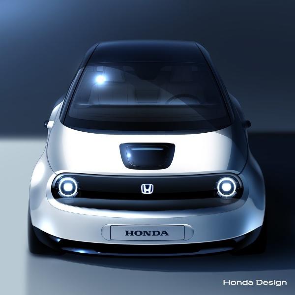 Honda Urban EV Raih Gelar Car Of The Year 2019 di Inggris