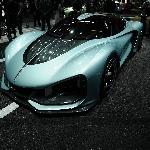Hongqi Pajang Hypercar S9 Bertenaga 1400 Hp di Beijing Autos Show 2020