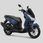 Yamaha Lexi Kini Hadir dengan Varian Baru